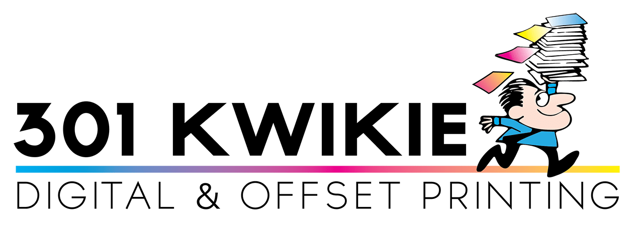 301 Kwikie – Color Printing | Digital Printing | Graphic Design